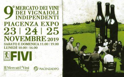 """""""Di vino ed emozioni"""" – Fivi 2019"""